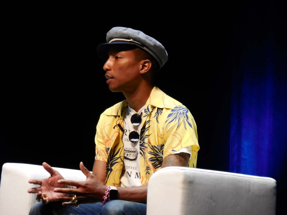 Pharrell Williams, influencers roar at Cannes Lions creative fest